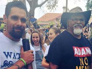 Judge grounds anti-Adani protesters