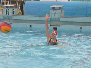 State level water polo splashes into Mackay ARC