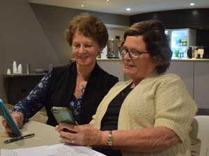National Seniors Australia 'Get online' workshop