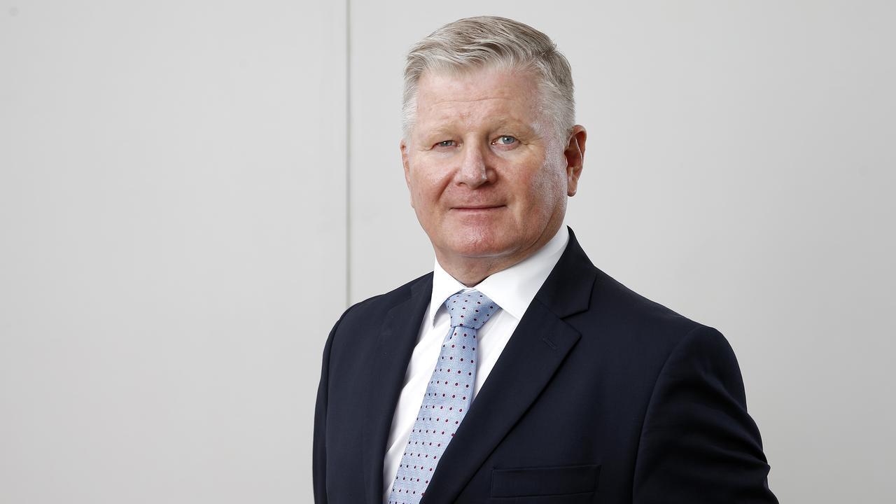 RACQ CEO Ian Gillespie.
