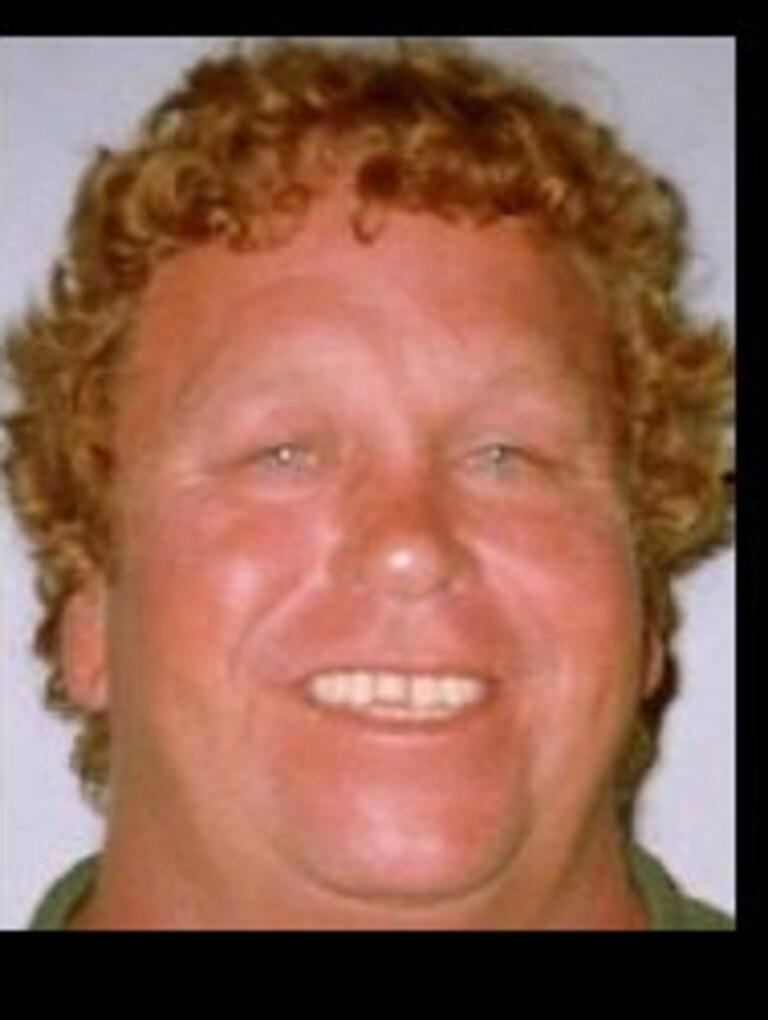 Hasrouny's neighbour Doug Benge was murdered.