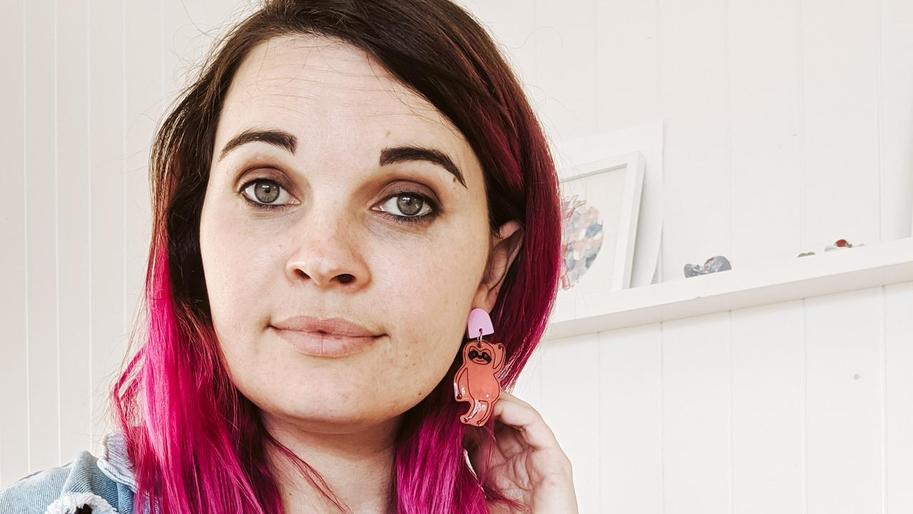 Alex Stalling's business Deer and Fox Collective is an online store and she has recently had her Facebooked hacked.