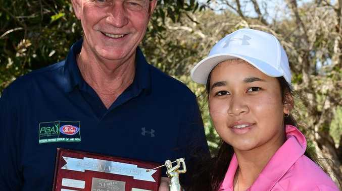 Artcheua conquers strong Ladies field