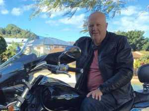 Businessman dies after motorbike crashes into tree