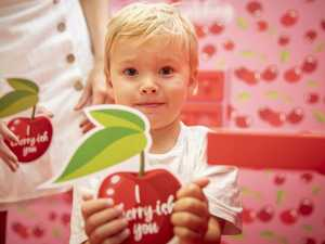 Fruitilicious fun opens at major shopping centre