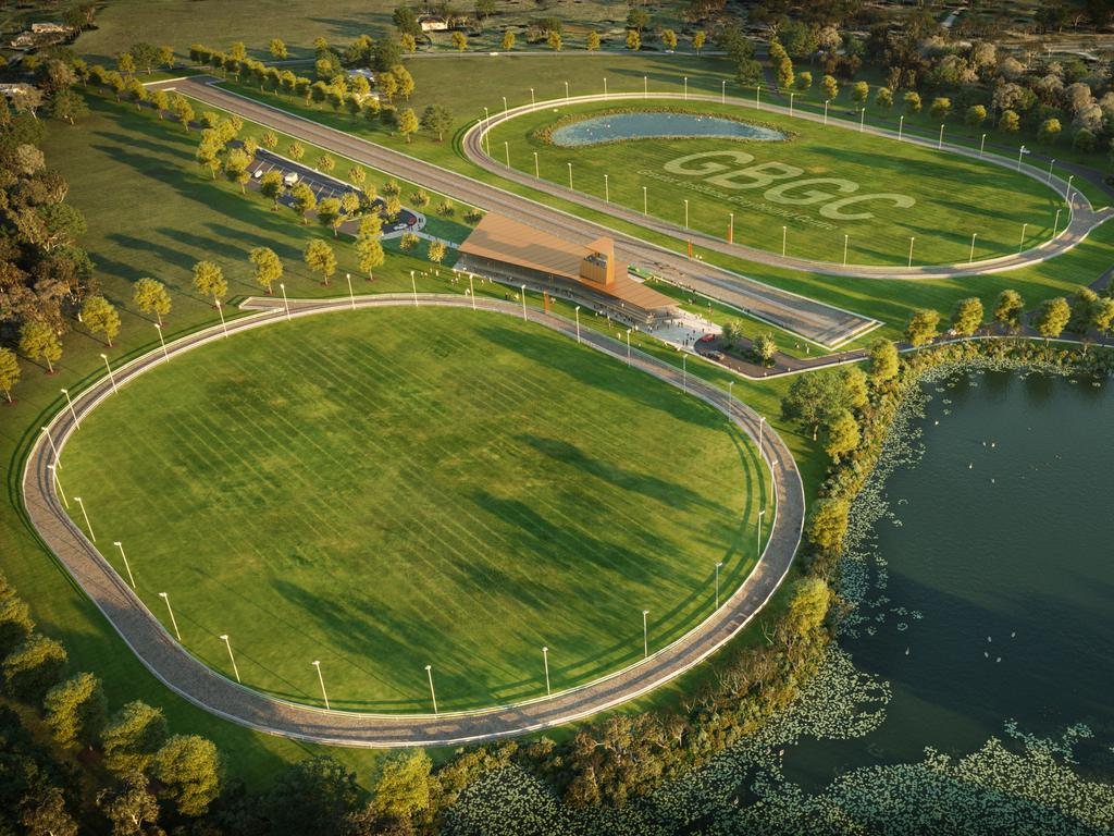 The new $40m complex will bring a conga line of trainers to Queensland.