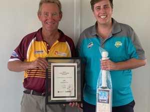 Honour comes for Bundy Cricket