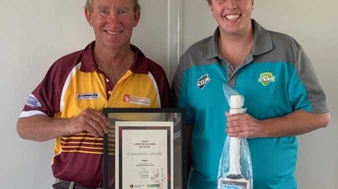 Honour comes for Bundy Cricket