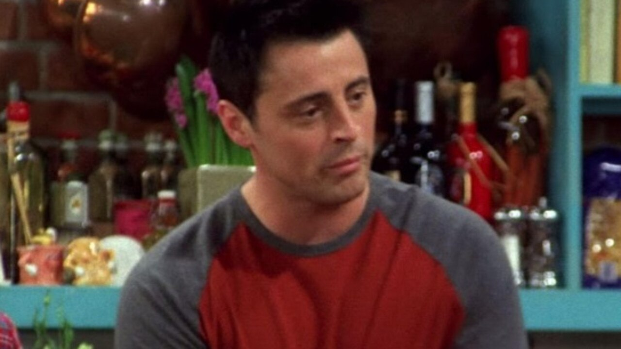 Friends had more bloopers per season than any other show, according to a new study.