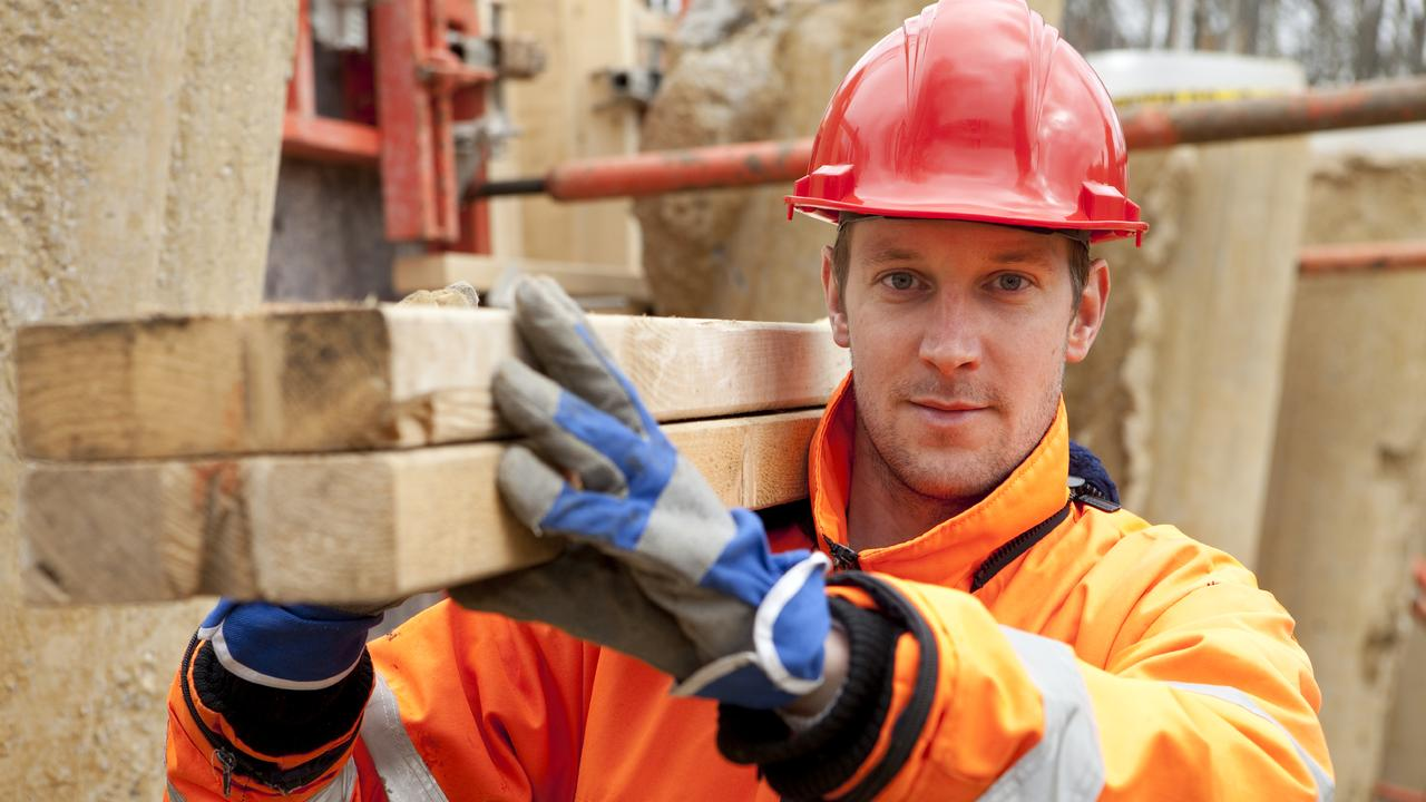 Employers did better recruiting carpenters over other trades like glaziers and tilers.