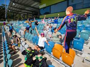 Coffs Harbour's grandstand view to Elton John shows