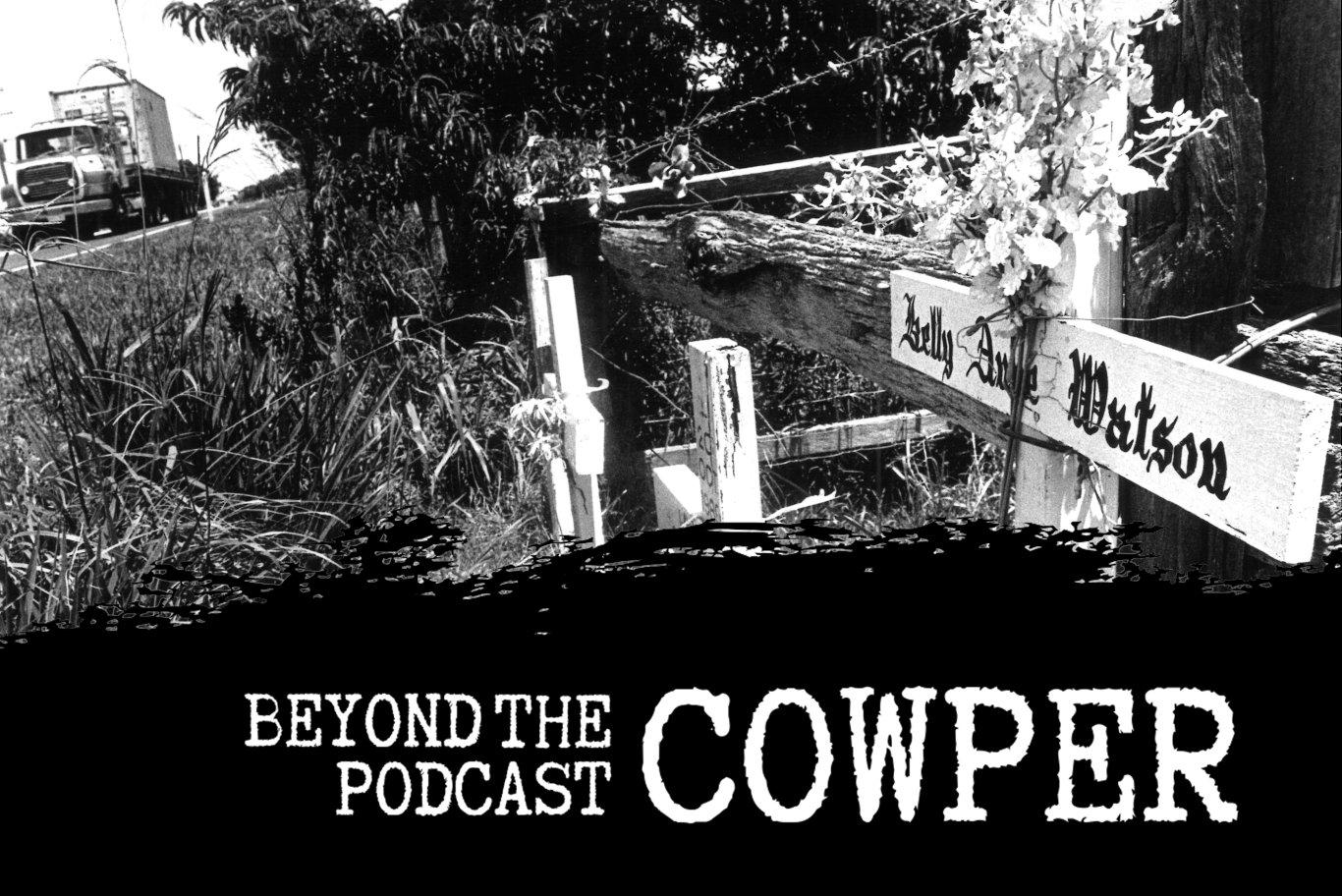 Cowper Podcast Strap