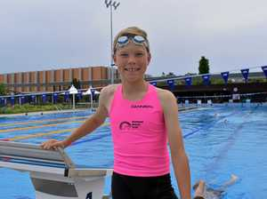 The Gympie nipper ready to edge out 800 competitors