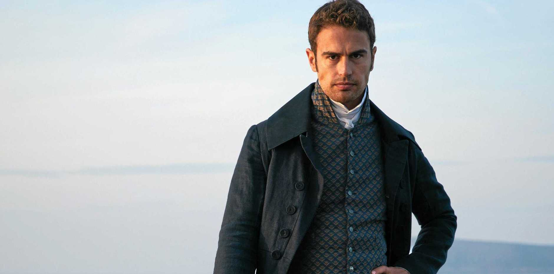 Theo James stars in the new mini-series Sanditon, based on Jane Austen's unfinished novel.