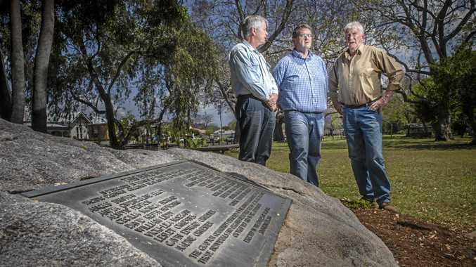 'It feels like yesterday': Community remembers 30 years on