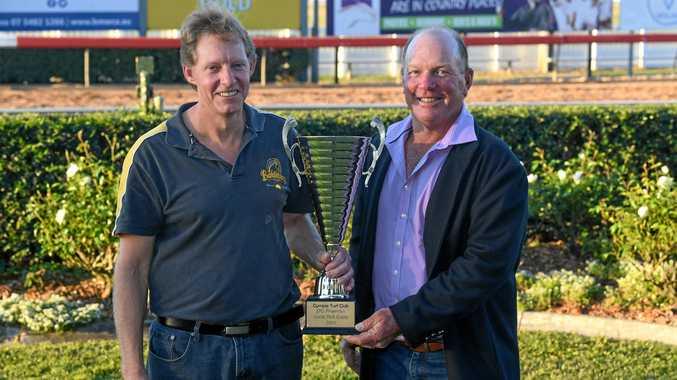 Gympie Turf Club boss slams shocking horse slaughter