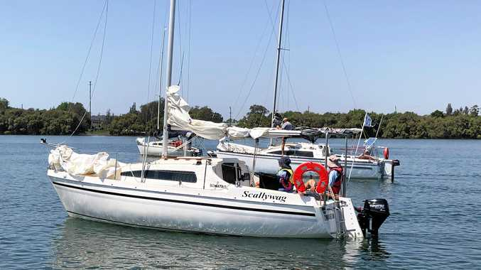 Scenic sailing to salute river islands