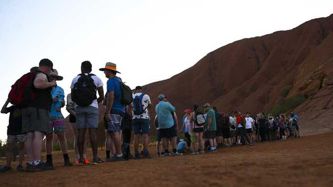 'It's my culture too': Aussies' Uluru fight