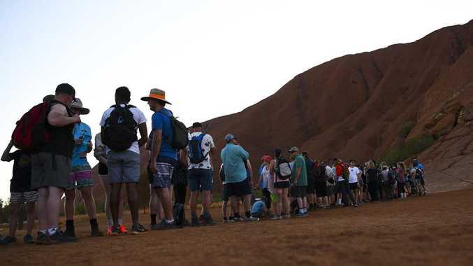 'It's my culture too': Aussies' Uluru fight