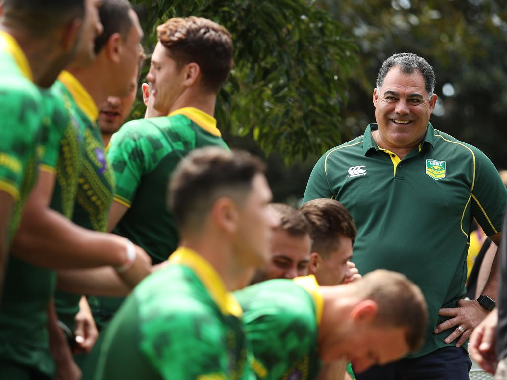 Australian coach Mal Meninga knows from experience.