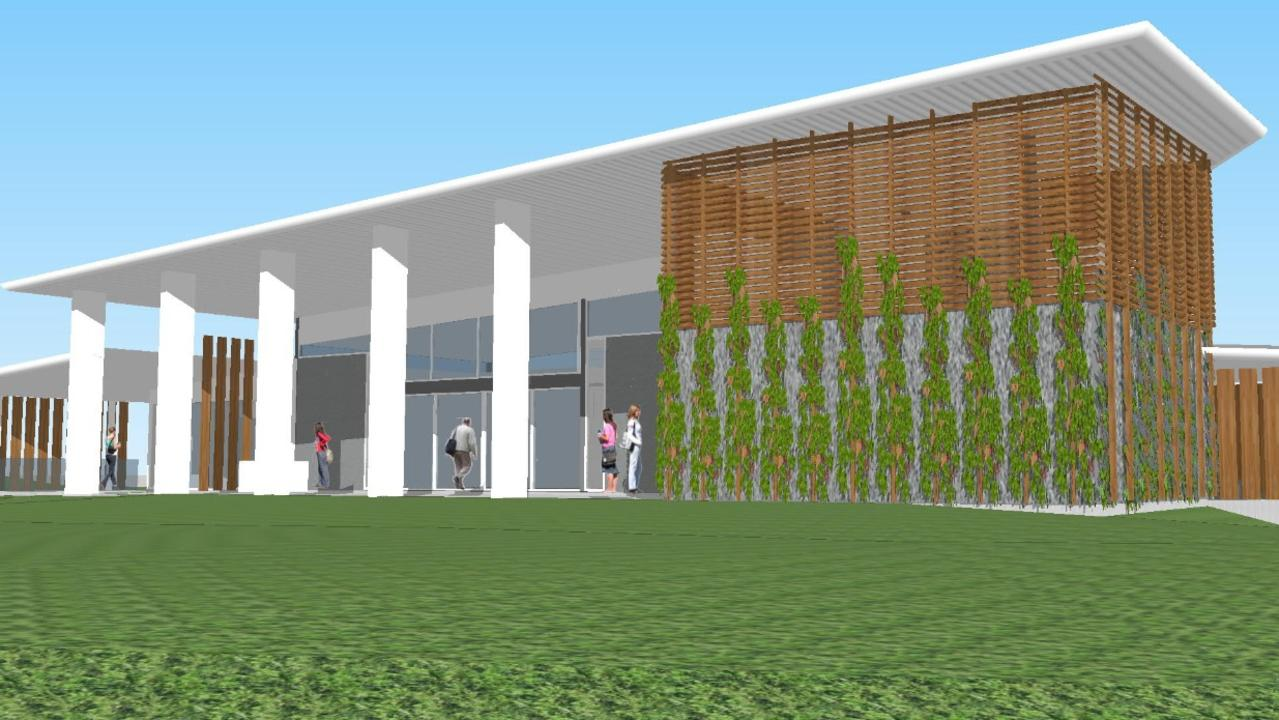 Work on stage three of the Rufous Street Precinct will begin in December.
