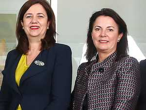 Palaszczuk says southeast needs Olympics for simple reason