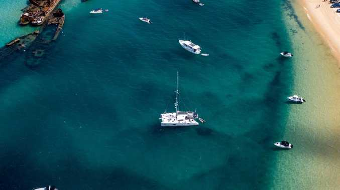 Man drowns on Moreton Island