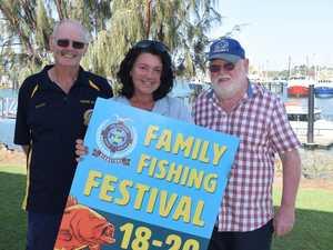 VMR fishing rego open all weekend