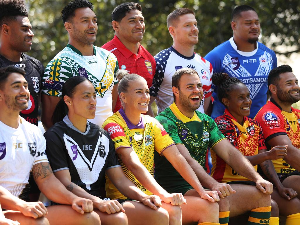 More than 70 NRL players will take part.