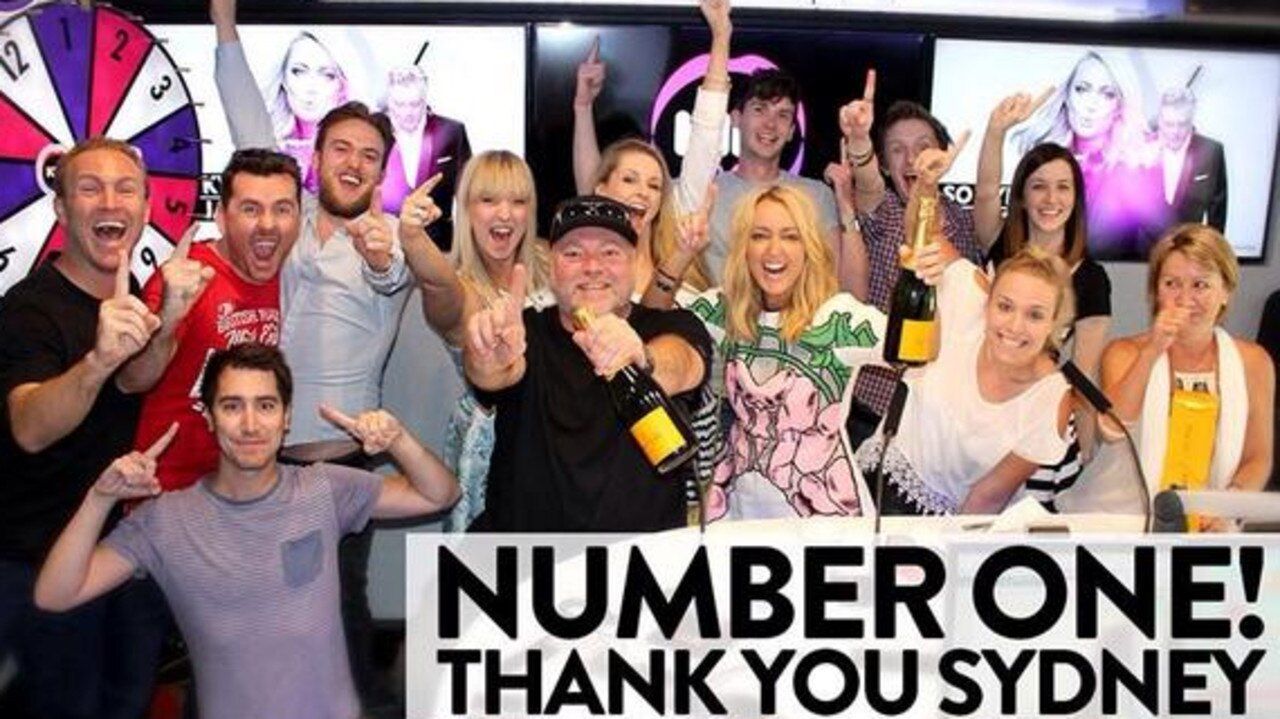 Despite swapping stations, Kyle and Jackie O held onto their number one FM ranking at the start of 2014.