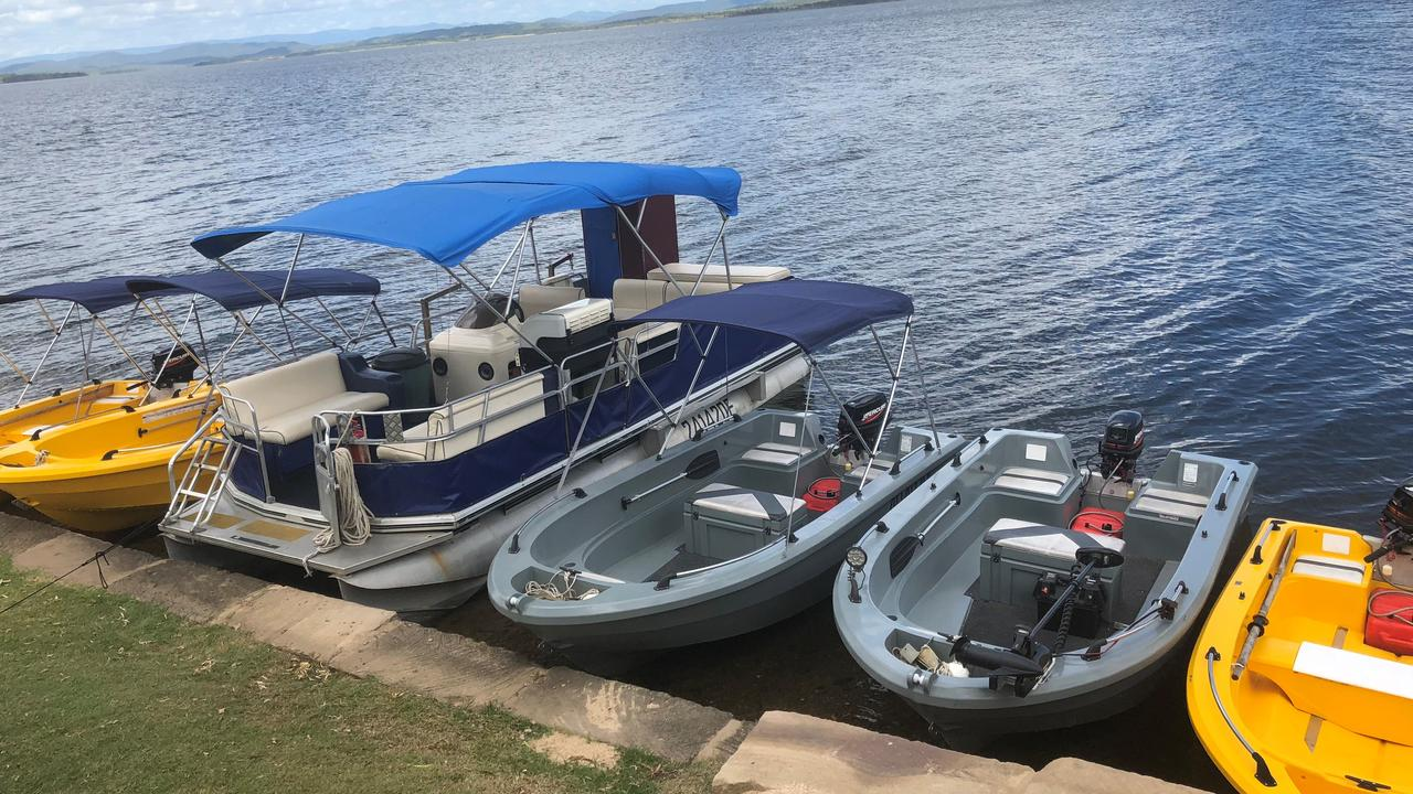 OPEN: Lake Awoonga Boating and Leisure Hire has reopened after a seven-month hiatus.