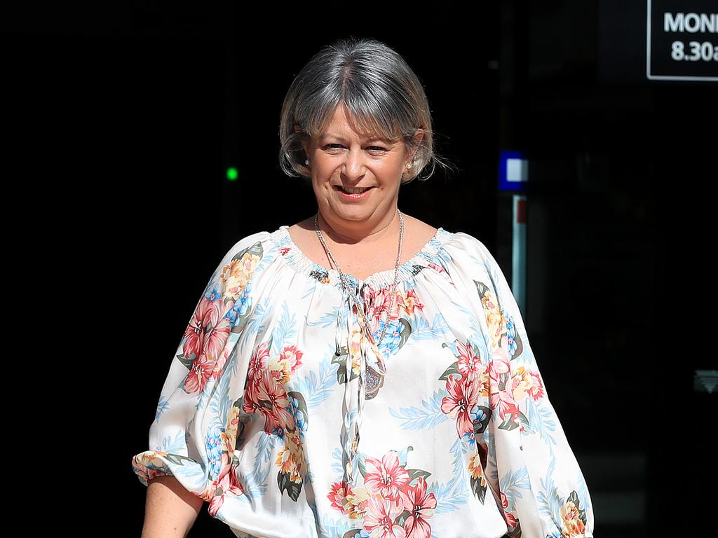 Donna Baluskas is a Tamborine State High School parent being sued for defamation. Picture: Adam Head