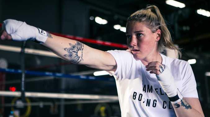 Tayla Harris makes savage 'statement' with KO