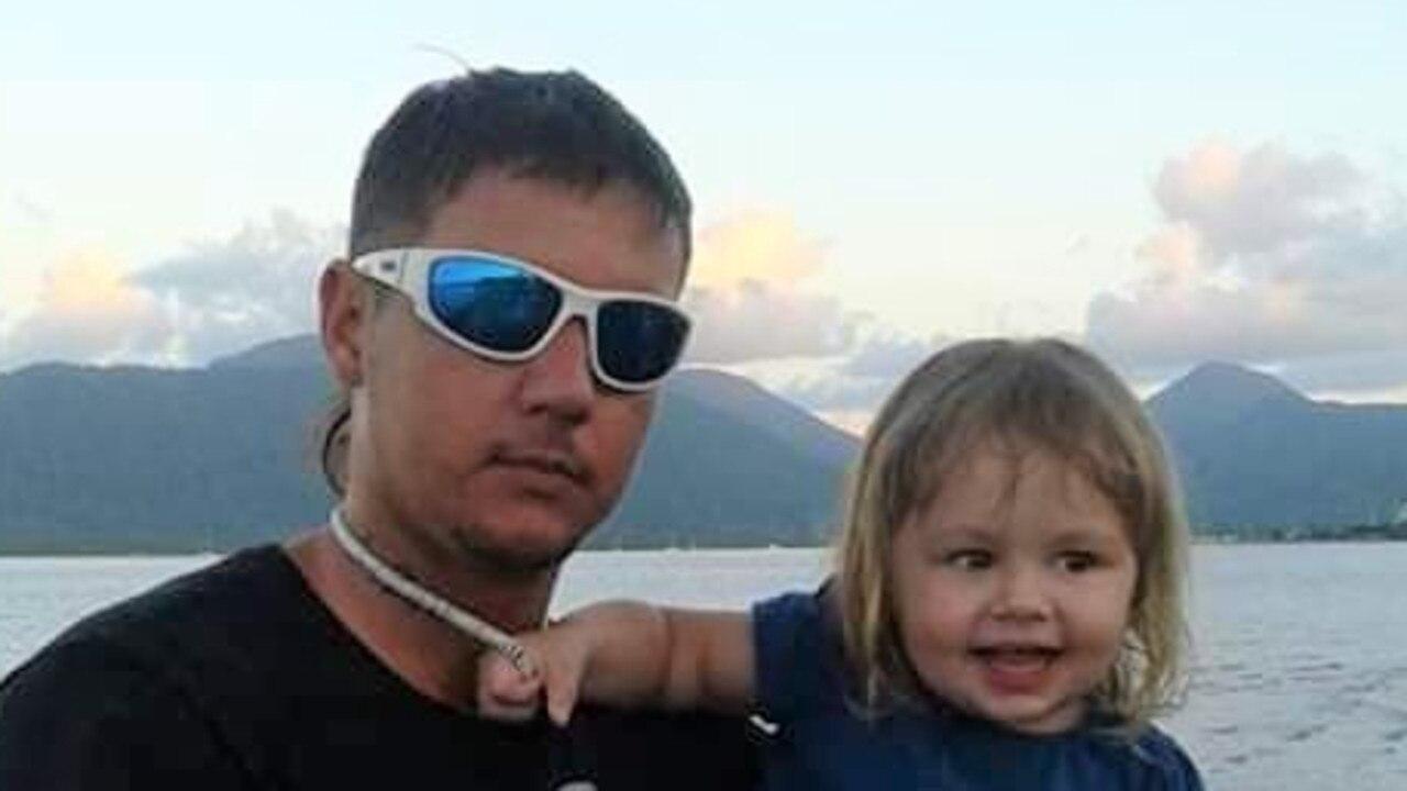 Innisfail man Raymond Smerdelj, 32, with daughter Scarlett.