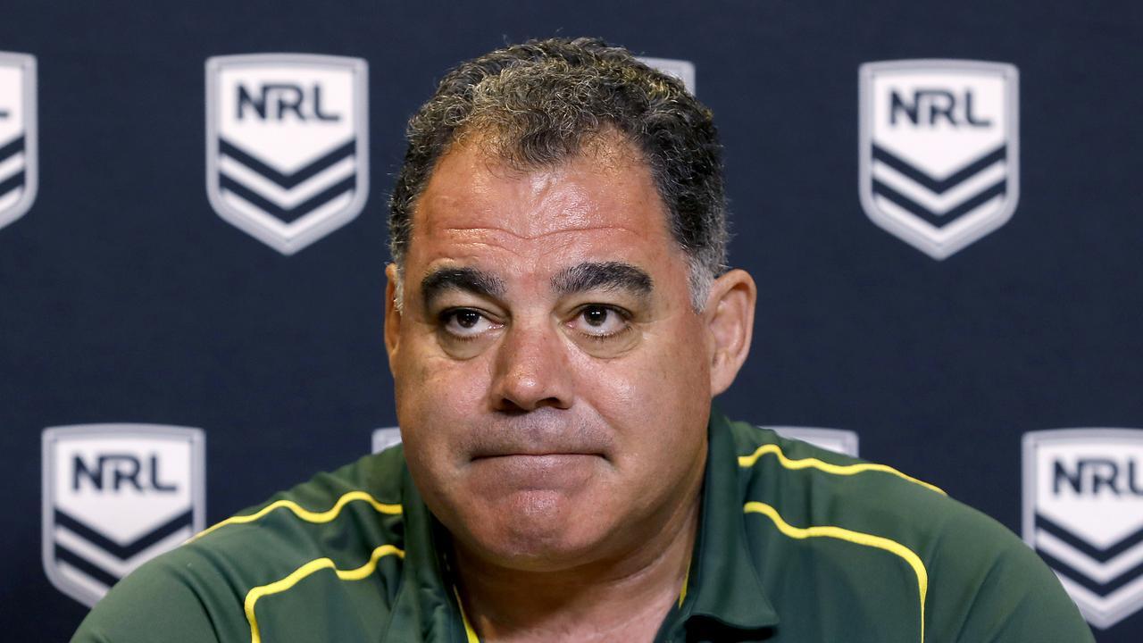 Kangaroos coach Mal Meninga is ensuring his side is at the cutting edge of sports science.