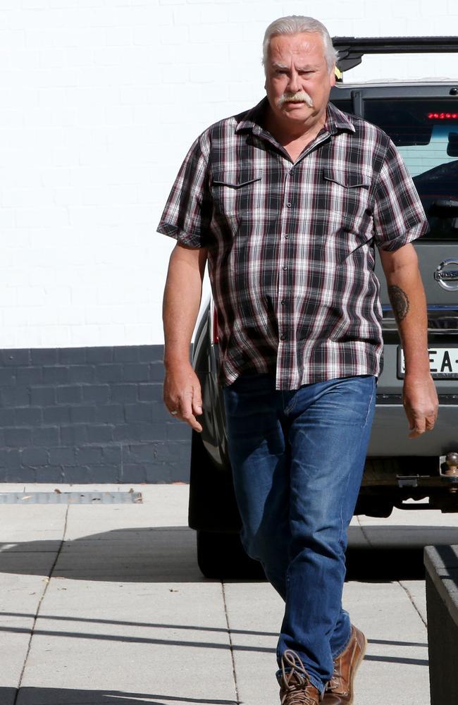 Prison guard Wayne Astill.