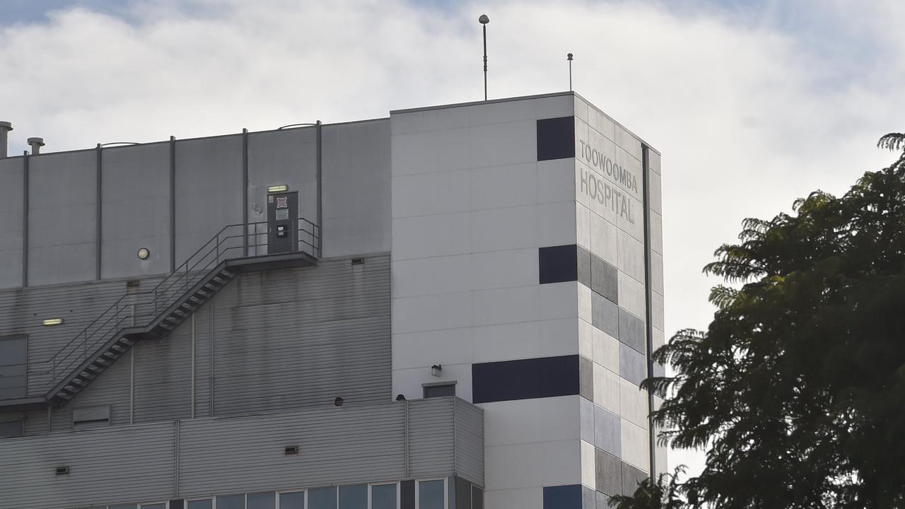 Toowoomba Hospital.
