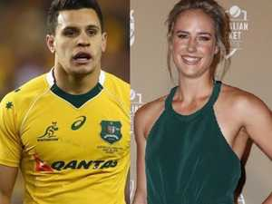 England star delivers stinging wife sledge to Wallaby