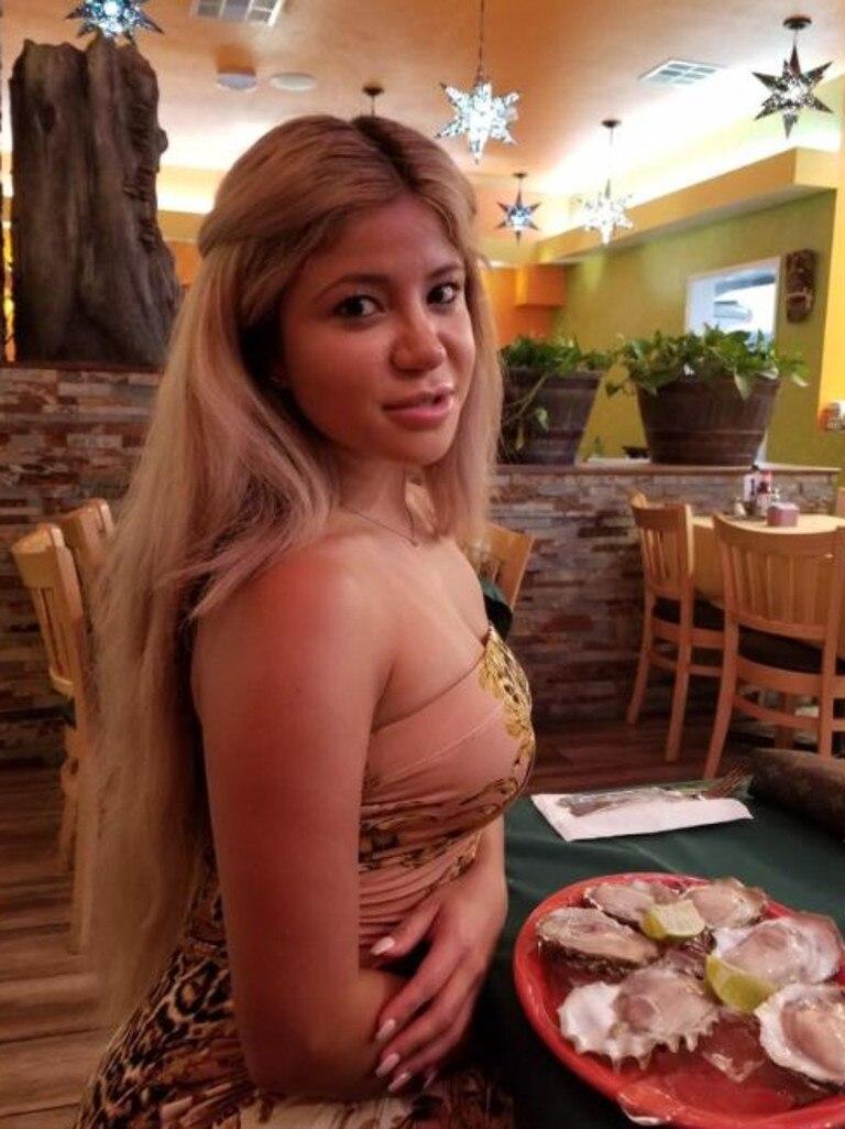 Ms Gonzalez's body was found earlier this week. Picture: Find Esmeralda Gonzalez
