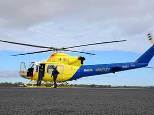 Man critical after serious crash at Miva