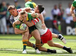 Australia survives early scare against USA at World Cup 9s
