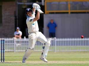 Steve Smith scores ton for Blues against Tasmania