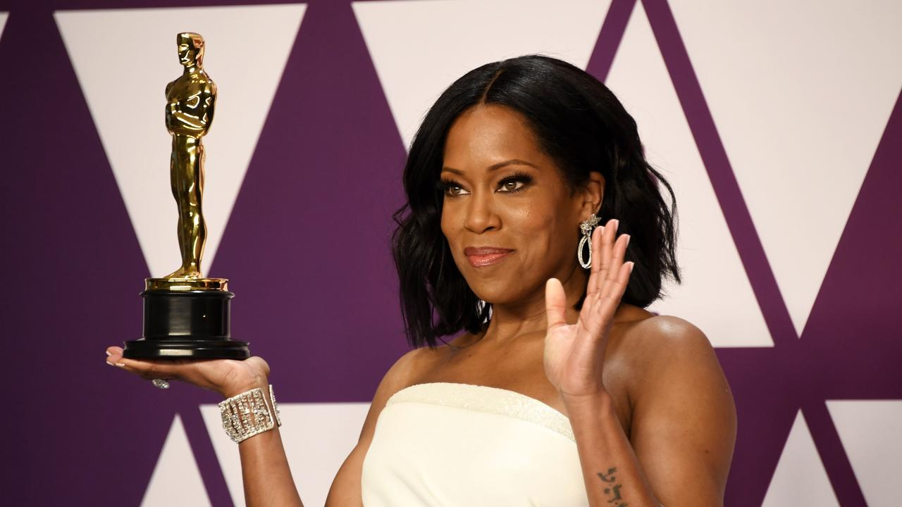 Here's why Watchmen lured Regina King back to TV. Picture: AFP