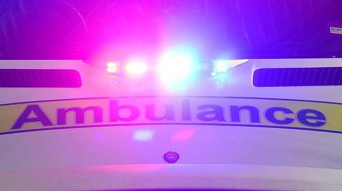 Man dies after luxury car slams into tree