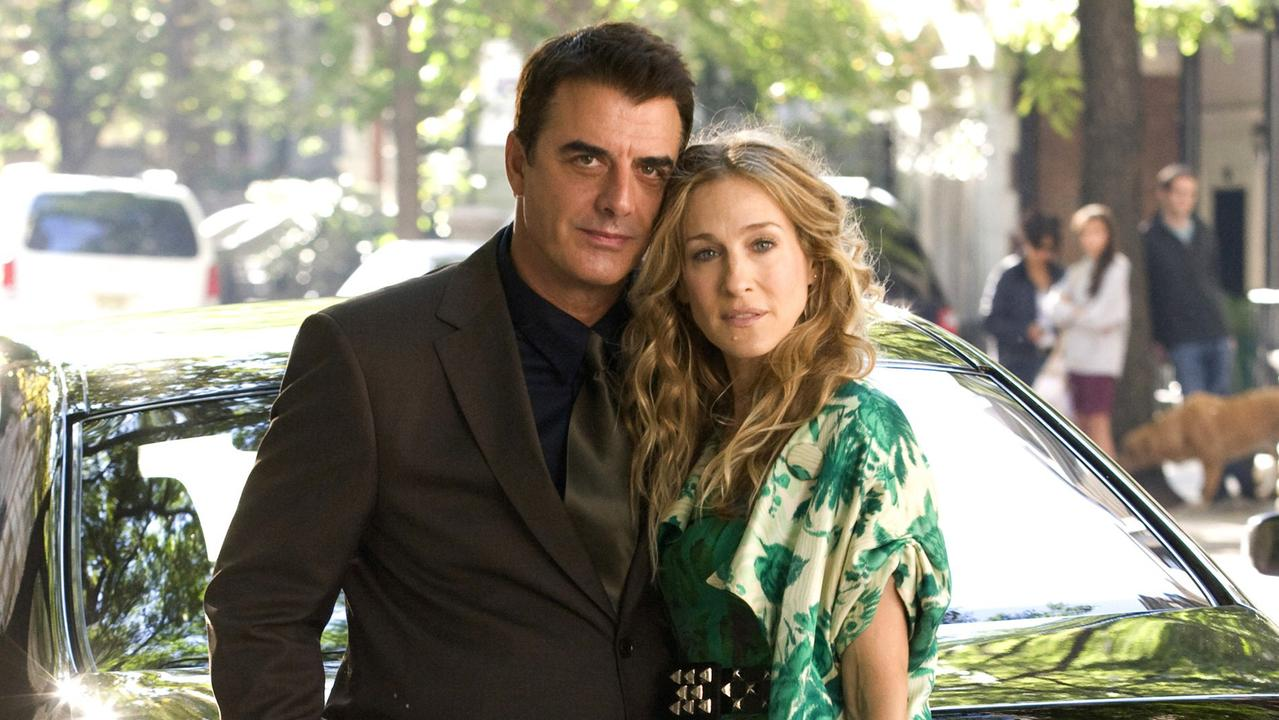 Mr. Big and Carrie Bradshaw were a terrible match. Picture: AP/New Line Cinema