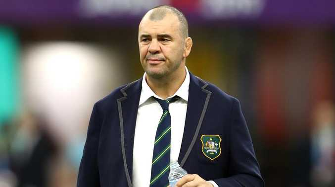 Devastated Cheika asks for more time