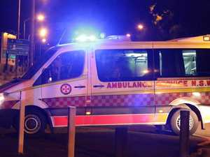 Man dies in Victorian truck crash