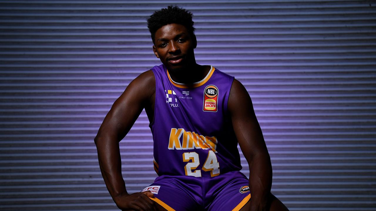 Jae'Sean Tate is one of the NBL's most impressive and intriguing characters. Picture: AAP