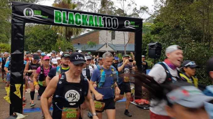 'Booby traps' found on hinterland ultra-marathon course