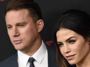 Brutal way Channing's ex found out